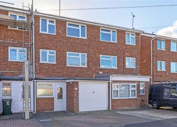 Thumbnail 3 bed town house for sale in Swallowfield, Ashford, Kent