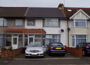 Thumbnail 3 bedroom terraced house to rent in Wards Road, Ilford