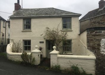 Thumbnail 2 bed property to rent in Treknow, Tintagel