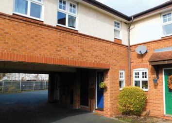 Thumbnail 2 bed terraced house for sale in Romesco Way, Meadowcroft Park, Stafford