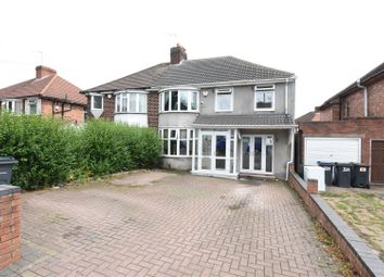 Thumbnail 4 bed semi-detached house for sale in 196 Stechford Road, Hodge Hill, Birmingham