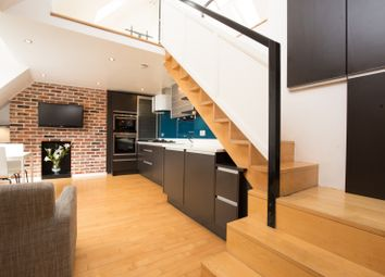 Thumbnail 3 bed duplex to rent in Platts Lane, Hampstead