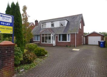 Thumbnail 4 bedroom detached house to rent in Park Brook Lane, Shevington, Wigan