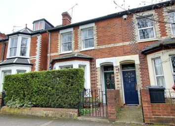 Thumbnail 3 bedroom end terrace house for sale in Palmer Park Avenue, Reading, Berkshire