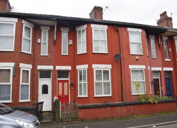 Thumbnail 2 bed terraced house for sale in Redruth Street, Rusholme, Manchester