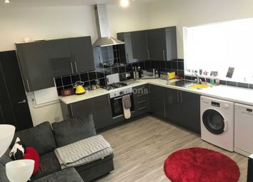 Thumbnail 1 bed flat to rent in Pentbach Rd, Cardiff