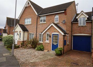 Thumbnail 2 bed semi-detached house for sale in Cleveland Way, Stevenage