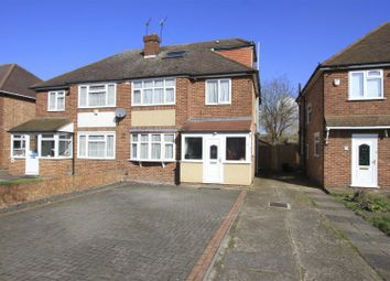 Thumbnail 4 bed semi-detached house for sale in Fairway Avenue, West Drayton
