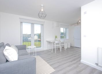 Thumbnail 2 bed flat for sale in South Gyle Broadway, Edinburgh