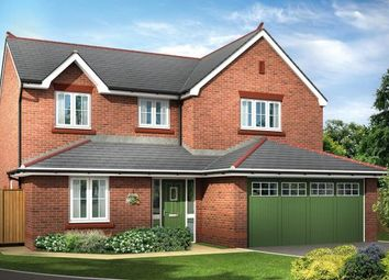 Thumbnail 4 bedroom detached house for sale in The Warminster, Sandy Lane, Chester, Cheshire