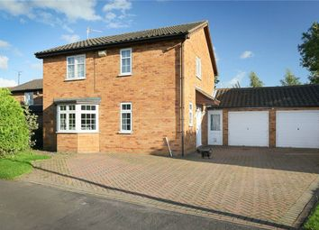 Thumbnail 4 bedroom detached house for sale in Townsend Way, Folksworth, Peterborough, Cambridgeshire