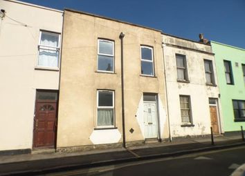 Thumbnail 4 bed terraced house for sale in George Street, Weston-Super-Mare
