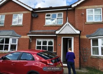 Thumbnail 2 bed terraced house to rent in Cross Waters Close, Wootton, Northampton