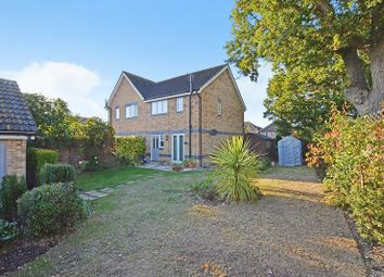 Thumbnail 3 bed semi-detached house for sale in Emperor Way, Kingsnorth, Ashford