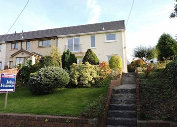 Thumbnail 3 bed end terrace house for sale in Bron Gwendraeth, Pontyates, Llanelli