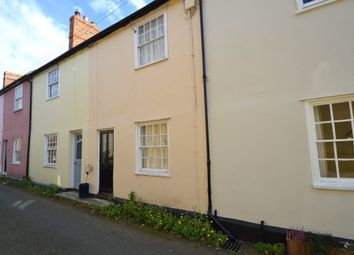 Thumbnail 2 bedroom terraced house to rent in Liston Lane, Long Melford, Sudbury