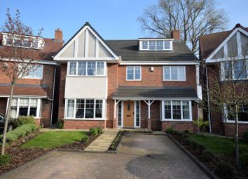 Thumbnail 5 bed detached house for sale in Hodge Hill Common, Birmingham