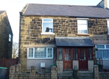 Thumbnail 2 bed end terrace house for sale in High Street, Coedpoeth, Wrexham