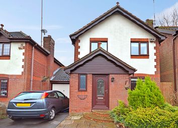 Thumbnail 3 bed detached house for sale in Calder Close, Cheylesmore, Coventry