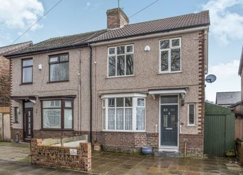 Thumbnail 3 bed semi-detached house for sale in Ranfurly Road, Garston, Liverpool