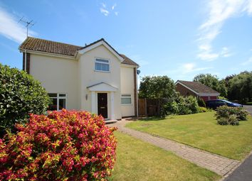 Thumbnail 4 bed detached house for sale in Tenter Field, Stratford St Mary, Colchester