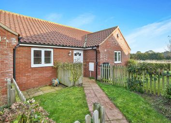 Thumbnail 2 bedroom semi-detached bungalow for sale in Magnolia Mews, Swanton Morley, Dereham
