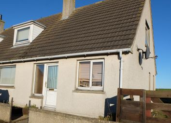Thumbnail 3 bed semi-detached house for sale in Dwarick Place, Dunnet, Thurso