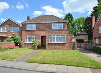 Thumbnail 3 bedroom detached house for sale in Church Close, West Drayton
