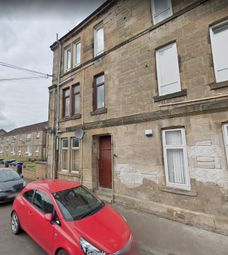 Thumbnail 1 bed flat for sale in Orchard Street, Renfrew
