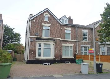Thumbnail 2 bed flat to rent in Carlton Road, Birkenhead