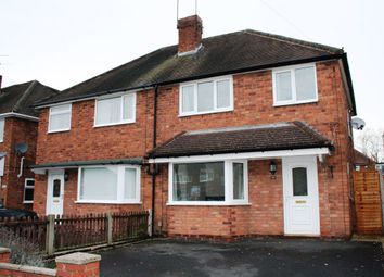 Thumbnail 3 bed property to rent in Rosemary Road, Hurcott, Kidderminster