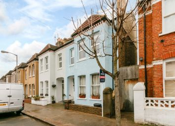 Thumbnail 4 bed flat for sale in Leverson Street, London