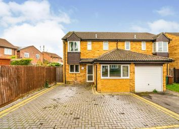Thumbnail 5 bed semi-detached house for sale in Isis Avenue, Bicester, Oxfordshire, .
