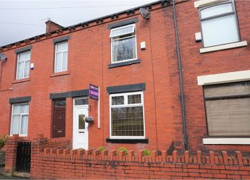 Thumbnail 2 bed terraced house for sale in Evening Street, Manchester
