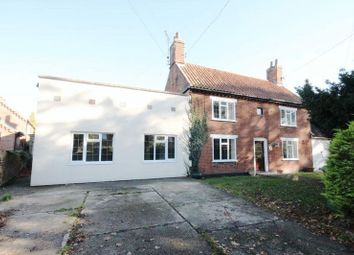 Thumbnail 4 bed detached house for sale in Ringsfield Corner, Weston, Beccles