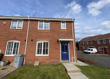 3 bed end terrace house for sale in First Oak Drive, Clipstone Village, Mansfield, Nottinghamshire NG21