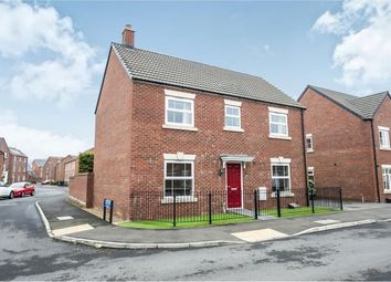 Thumbnail 4 bed detached house for sale in Lossiemouth Road Kingsway, Quedgeley, Gloucester, Gloucestershire