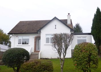 Thumbnail 4 bedroom detached bungalow to rent in Cedarwood Avenue, Newton Mearns, Glasgow