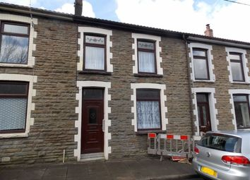 Thumbnail 3 bed terraced house to rent in Railway View, Williamstown, Tonypandy