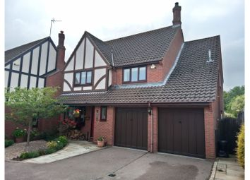 4 bed detached house for sale in Hillridge, Colchester CO4