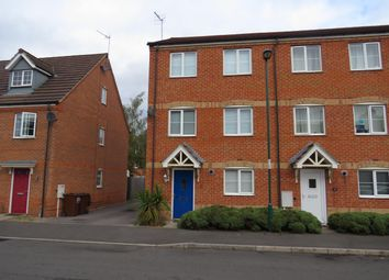 Thumbnail 4 bed town house to rent in Tannin Crescent, Bulwell, Nottingham