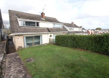 Thumbnail 3 bed semi-detached house to rent in Northfield Close, Caerleon, Newport