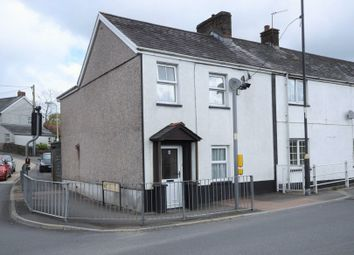 Thumbnail 3 bed end terrace house for sale in 4 Royal Oak Terrace, Johnstown, Carmarthen