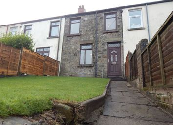 Thumbnail 3 bed terraced house to rent in Lower Glantorvaen Terrace, Forge Side, Blaenavon, Pontypool
