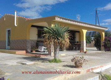 Thumbnail 3 bed villa for sale in San Vicente Del Raspeig, Alicante, Spain