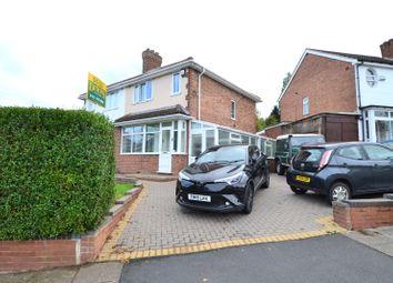 Dearmont Road, Longbridge, Birmingham B31. 2 bed semi-detached house for sale