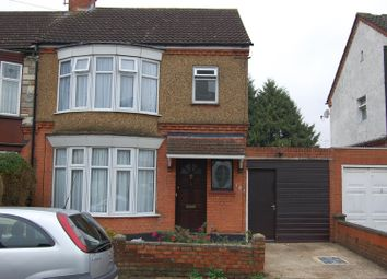 Thumbnail 3 bed semi-detached house for sale in Argyll Avenue., Biscot Area, Luton
