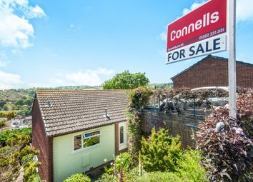 Thumbnail 2 bed end terrace house for sale in Upper Longlands, Dawlish