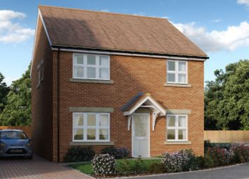 "Thumbnail 4 bed detached house for sale in ""The Knightsbridge "" at The Saltings, Terrington St. Clement, King's Lynn"