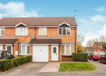 Thumbnail 3 bed semi-detached house to rent in Antelope Way, Cherry Hinton, Cambridge